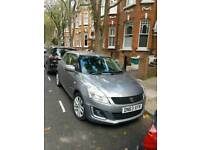 Suzuki Swift SZ3 1.2 grey manual car 2013, full service history 29, 000 miles, less than 4 years old