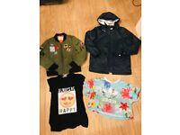 Girls clothing bundle 8-9 years