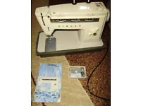 Sewing machine, Singer 514 sewing machine, heavy duty, good condition and working order