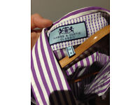 Hawes and Curtis women shirt size 8