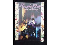 Prince: Purple Rain, Piano/Vocal/Guitar, Album Songbook, Sheet Music