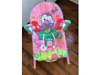 Baby Rocker Chair - Barely used