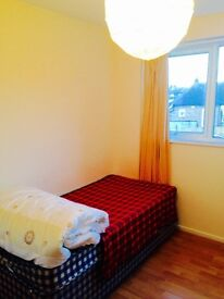 All bills included fully furnished single room Centrally Located