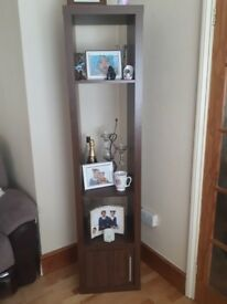 Cabinet and matching tv stand.