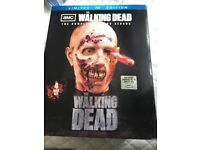 Rare Walking Dead Season 2 Limited Edition Box Set
