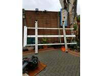 Ford transit roof rack ladder rack