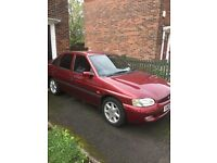 Ford Escort 1.6L 5door hatchback Petrol 60,000 genuine miles
