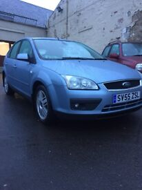 Ford Focus Ghia 1.6 Petrol, Comes with 1 year MOT - Kirkcaldy