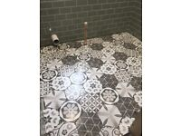 Wall and floor tiler .for all aspects of wall and floor tiling call me now for a free quote