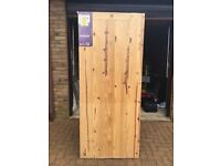 New in packaging Wooden door - 78in x 33 in.