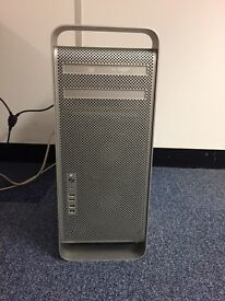 MacPro Xeon 2.66Ghz Quad-Core - 16GB RAM EEC-DDR2 - nVidia 7300GT - perfect condition