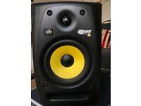 2x KRK RP6 G2 ROKIT studio monitors 70W