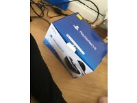 PlayStation vr fully boxed with camera 2 move controllers and 6 games and one demo