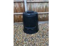 Garden compost bins