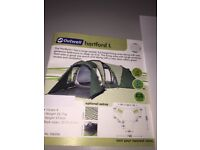 For Sale Outwell Hartford L Family sized tent New