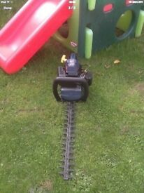 Pro petrol hedge cutter 25cc works great can be seen working cb5 £55