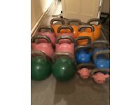 Wolverson Competition Kettlebells for sale in Muswell Hill, London