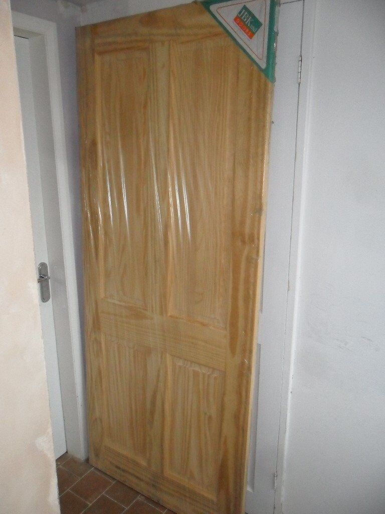 Pine Interior Doors 24 Or 6 Panel Clear Pine Or Knots Various