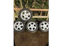 MINI ONE ALLOY WHEELS & TYRES 175 65 R15