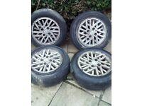 ford alloy wheels classic xr3