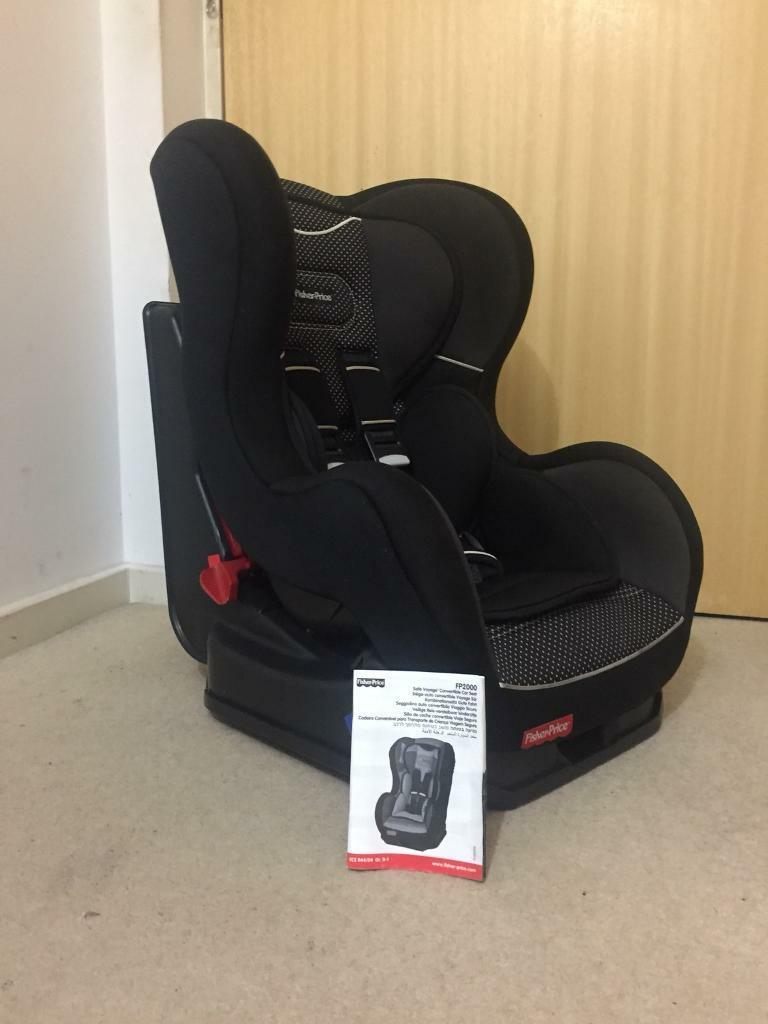 Fisher Price Reclining Car Seat