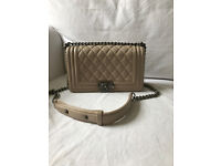 Chanel Le Boy ** REAL LEATHER **