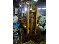 Clark 2 tone fork lift spares or repair