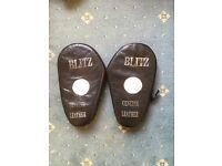 Blitz punch pads