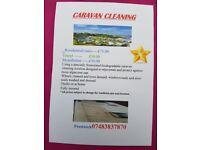A.M.D CARAVAN EXTERNAL CLEANING
