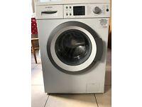 Bosch WAQ28470GB washing machine. 1.6 months manufacturers guarantee
