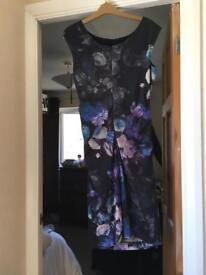 Phase 8 dress worn once - As new - Size 12