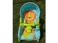 baby rocker fisher price