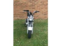125cc and 50cc monkey bikes (mint)