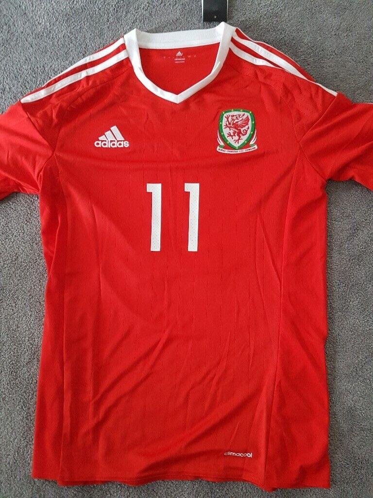 new product 6f7a4 d7c2e Gareth Bale football shirt | in Llanrumney, Cardiff | Gumtree
