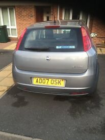 Bargain / Nice FIAT PUNTO with Genuine Low Milage