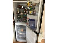 Black Kenwood Fridge Freezer for sale