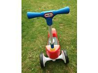 Little tikes bike/scooter