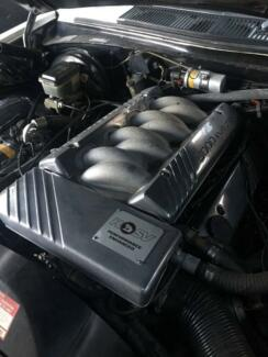 holden hsv 215kw harrop 355 stroker engine