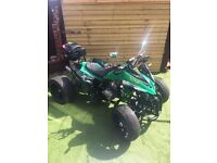 250cc zhenuha road legal quad