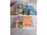Selection for children's books
