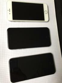 3 iPhone 6 16gb unlocked