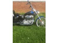 Harley Davidson 883 2003