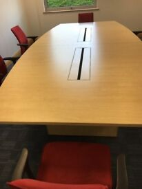 Conference Table and 6 HAG Chairs