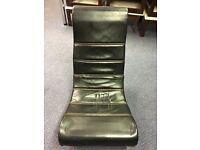 Black Rocker Gaming Chair