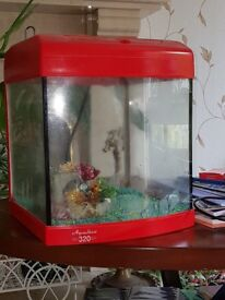 Good quality compact fish tank