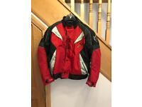 Wolf Racing Motorcycle Jacket (L)