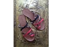 Summery sandals