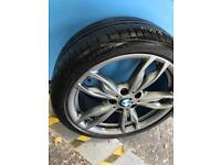 BMW 235 and 140 wheels set of 4