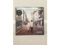 Oasis, (What's the story) Morning Glory - Vinyl - BRAND NEW