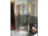 3 Panel Shower enclosure
